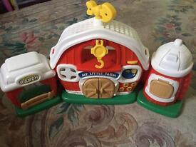 Farm toy