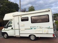 Elddis Autoquest 400 - 2003 low mileage perfect for touring and weekends away - many extras