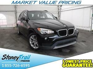 2014 BMW X1 Xdrive 28i - DUAL SUNROOF! LEATHER! CLEAN CARPROOF