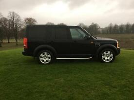 Landrover discovery 3 - Low mileage 80k - Full service history