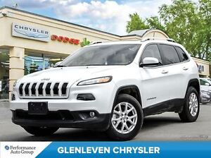 2016 Jeep Cherokee BRAND NEW, NORTH, 4X4, V6