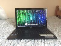 Acer aspire 5742z 320GB 4GB Windows 10 laptop