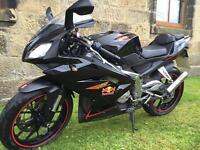 Aprillia RS 125 cc **Excellent Christmas Present**
