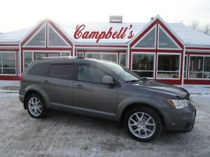 2013 Dodge Journey Crew 7 PASS TV DVD ENTERTAINMENT ALLOYS