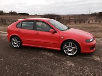 Seat Leon Cupra R for sale/swap £2700 vag / mk5 golf