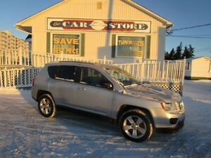 2011 Jeep Compass North AWD HTD SEATS AIR CRUISE ALLOYS!!!