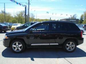 2008 Jeep Compass Limited 4WD