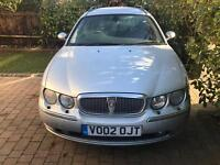 Rover 75 estate, only 67000 miles,spares repairs as needs new windscreen.