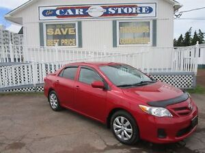 2011 Toyota Corolla CE HTD MIRRORS MP3 AC MANUAL