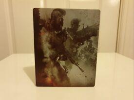 Black Ops 4 + Steelbook (PS4)