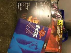 40+ Vinyls ... various