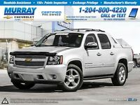 2013 Chevrolet Avalanche 4WD LTZ * NAV * leather * htd/cooled se