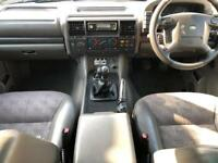 LAND ROVER DISCOVERY 2.5 TD5 XS DIESEL MANUAL LOW MILEAGE