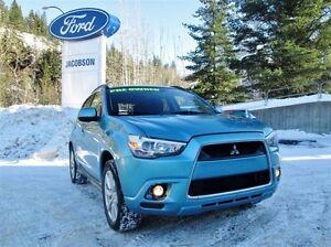 2012 Mitsubishi RVR GT (S-CVT) - Heated Seats - Panoramic Sunroo