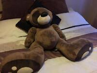 Great quality large plush teddy