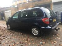 2006 CHRYSLER VOYAGER LX 2.8 CRD 7 SEATER AUTO