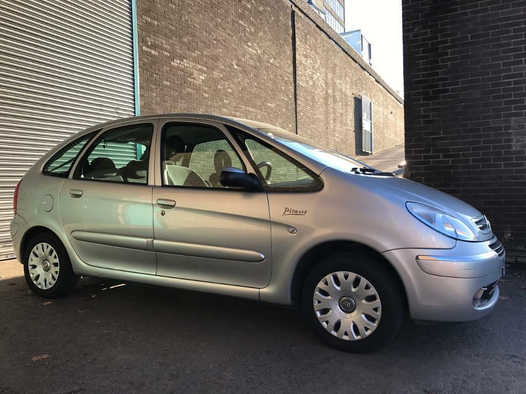 2008 CITROEN XSARA PICASSO DIESEL MPV LONG MOT LOVELY CAR