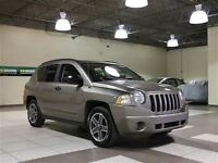 2008 Jeep Compass NORTH EDITION 4WD A/C GR ÉLECT MAGS