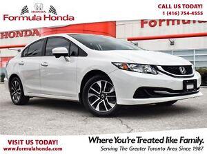 2014 Honda Civic Sedan EX | SUNROOF | BLUETOOTH - FORMULA HONDA