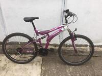 Mountain bike large frame