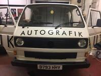 Volkswagen Transporter T25/T3 camper Van