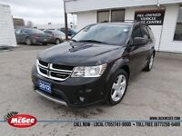 2012 Dodge Journey R/T AWD - Leather, Touch Screen