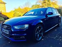 Audi A4 3.0 TDI BLACK EDITION SEMI AUTO