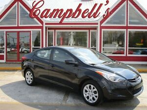 2012 Hyundai Elantra L MANUAL HEATED SEATS  CRUISE