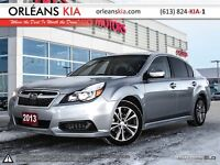 2013 Subaru Legacy 2.5i Limited Leather & Navigation