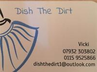 Dish The Dirt domestic cleaning