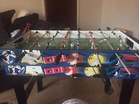 3 in 1 games table