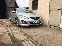 Mazda 6 2.2 ts diesel 6 speed manual Breaking