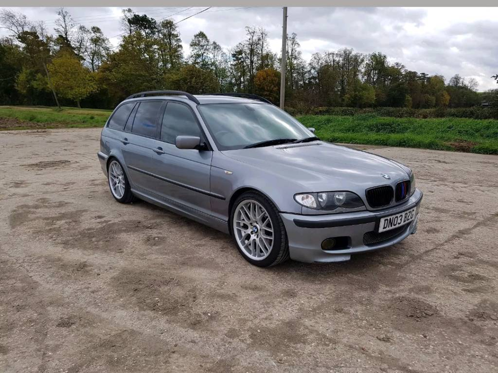 bmw e46 330d touring in ashwell hertfordshire gumtree. Black Bedroom Furniture Sets. Home Design Ideas