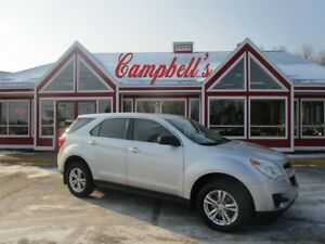 2012 Chevrolet Equinox LS AWD AIR CRUISE!! BLUETOOTH ALLOYS!!