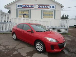 2012 Mazda MAZDA3 GS-SKY SUNROOF HTD SEATS BLUETOOTH