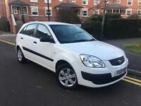 2009/09 REG KIA RIO 1.4 5 DOORS ** 1 OWNER + LOW MILES ** £1795