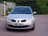 2007 Renault Megane Dynamique CDI 106 - Very Good Condition - viewing recommended