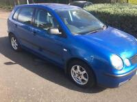 Volkswagen polo mot November