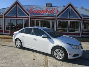 2014 Chevrolet Cruze LT AIR CRUISE! BLUETOOTH