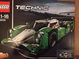 Lego Technic 24h Race Car 42039 RRP £95
