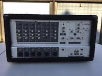 Phonic PowerPod 615 Power Mixer (150 Watts) 40hms