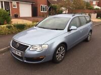 VW Passat Estate Blue Motion 2009