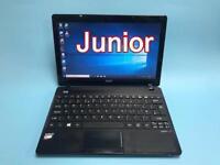 Acer Slimline 160GB, 2GB Ram, HD Laptop/Notebook, HDMI, Win 10 Microsoft office,V Good Condition