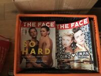 Free magazines - The Face, Melody Maker and more