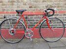 Vintage Raleigh ace racer bike