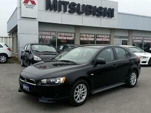 2011 Mitsubishi Lancer Sportback ES Peterborough Peterborough Area image 1