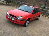 Clean Ford Fiesta Finesse 1.3 - Reliable cheap car
