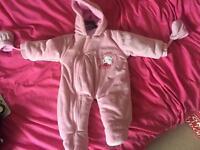 Snowsuit Jacket - 3-6 month