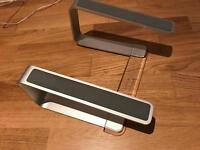 Aluminum Laptop stand from GRIFFIN