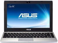 """ASUS Eee 1225b Mini Laptop: 11.6"""" AMD DualCore/320GB/4GB/Win10/Office2016/WebCam/WiFi"""